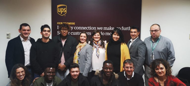 «La juventud da vida a la empresa», Elisabeth Rodríguez, Directora General de UPS España